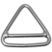 Рым треугольный с перемычкой, 5 мм