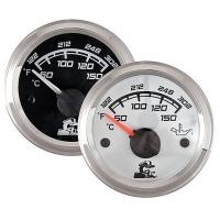 Указатель температуры масла 50-150 градусов, черный циферблат