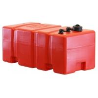 Стационарный топливный бак «TITANO», 60 литров
