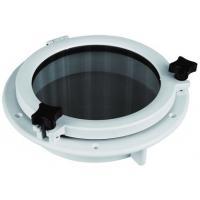 Иллюминатор круглый, 210 мм, белый