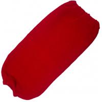 Чехол для кранца диаметром 18 см, красный